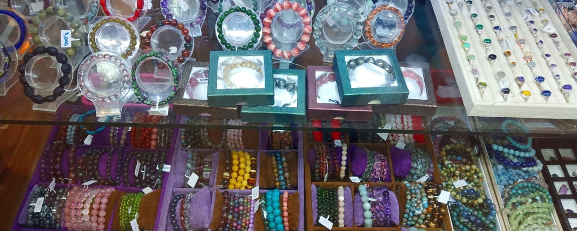 Healing Crystals for Travel at 5th Dimension Crystal Shop